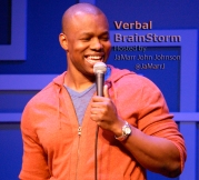 Verbal BrainStorm - Tune in on iTunes